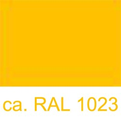 Kleurfolie Geel XE-334M