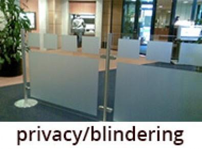 Blinderingsfolie
