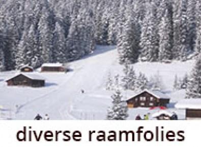 DIVERSE raamfolie