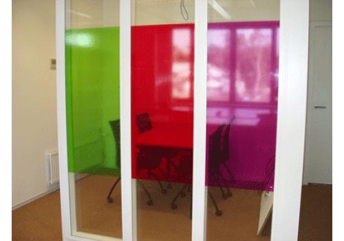 Kleurkaart TRP Transparant